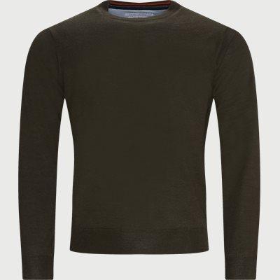 Lipan Striktrøje Regular | Lipan Striktrøje | Armé